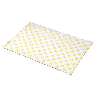 Freesia Flower 6 Placemats