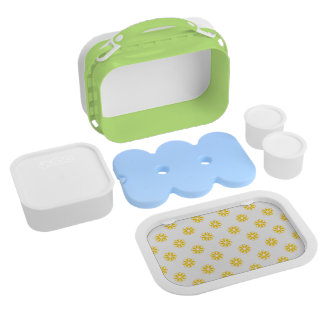 Freesia Flower 7 Lunch Boxes