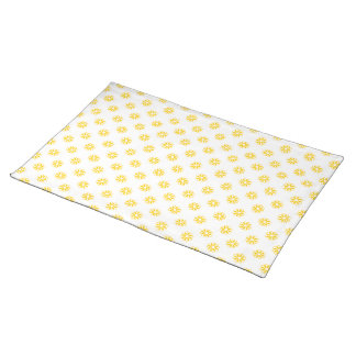 Freesia Flower 7 Placemat