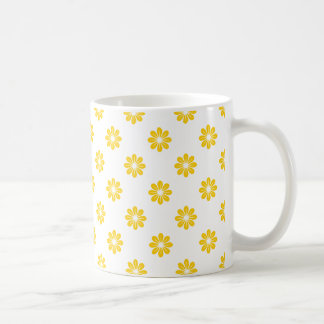 Freesia Flower 8 Basic White Mug