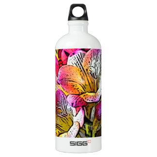 Freesia Flowers SIGG Traveller 1.0L Water Bottle