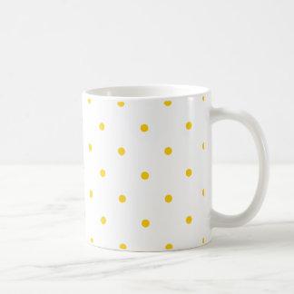 Freesia Polkadots Small Coffee Mug