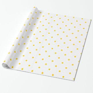 Freesia Polkadots Small Wrapping Paper