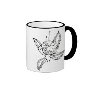 Freesia Ringer Mug
