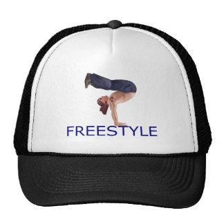 Freestyle B Boy Cap