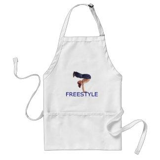 Freestyle B Boy Standard Apron