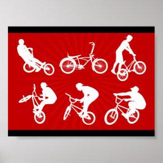 freestyle-biker-vectors-10107-large poster
