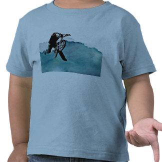Freestyle BMX Bicycle Stunt T-shirts