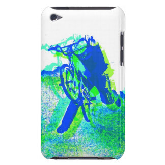 Freestyle BMX Trick Pop Art iPod Touch Case