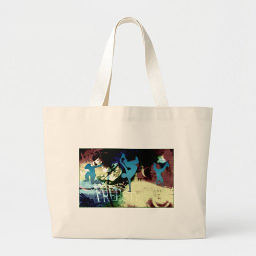 Freestyle Break Dance Graffiti Bag