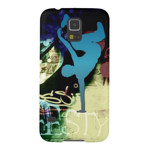 Freestyle Break Dance Graffiti Samsung Galaxy Nexus Cases