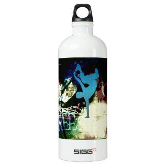 Freestyle Break Dance Graffiti SIGG Traveller 1.0L Water Bottle