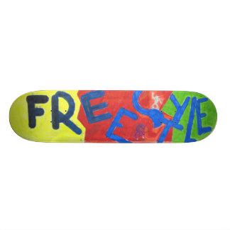 Freestyle, by AH Custom Skate Board