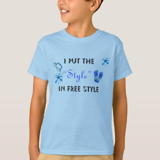 Freestyle Child's T-Shirt