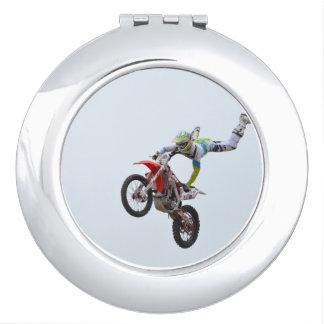Freestyle Motocross Makeup Mirrors