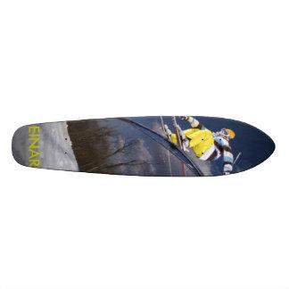 freestyle skier, EINAR Skate Deck