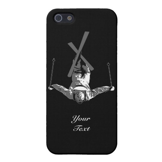 Freestyle Skiing iPhone 5C Covers
