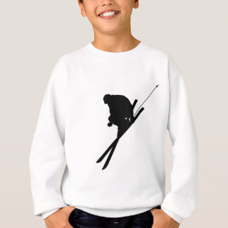 Freestyle skiing sweatshirt