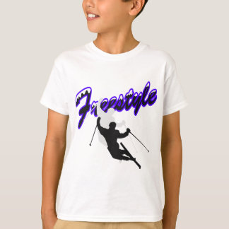 Freestyle Skiing T-Shirt