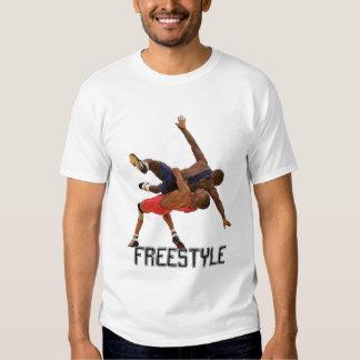 Freestyle Wrestling Shirt