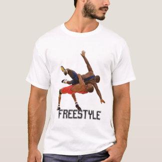 Freestyle Wrestling T-Shirt