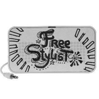 Freestylist 1 portable speaker