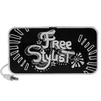 Freestylist 2 PC speakers