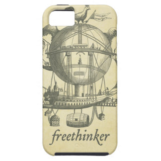 Freethinker Case-Mate Case iPhone 5 Cases