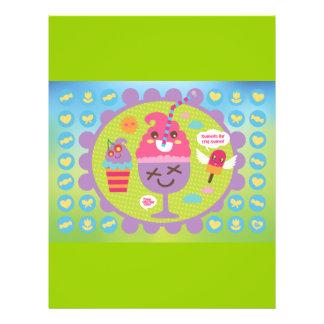 FreeVector-Ice-Cream-Cartoons cute kawaii graphics Custom Flyer