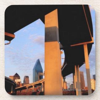 Freeway Overpass in Dallas 2 Coaster