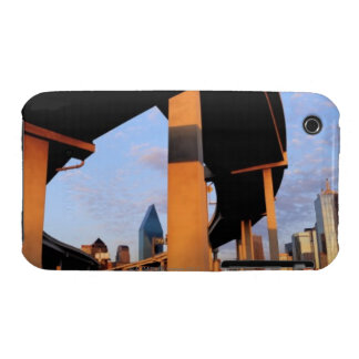 Freeway Overpass in Dallas 2 iPhone 3 Case-Mate Case