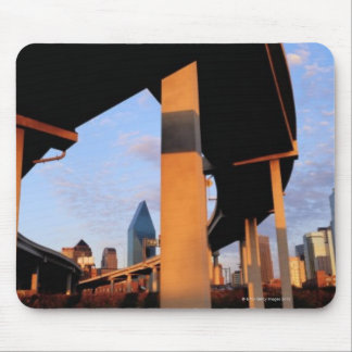 Freeway Overpass in Dallas 2 Mouse Pad