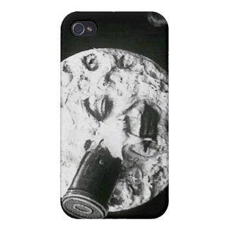 """Freeze Frame - """"Le Voyage Dans La Lune"""" Case iPhone 4 Cases"""