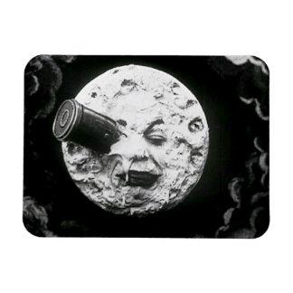 """Freeze Frame - """"Le Voyage Dans La Lune""""  Magnet"""