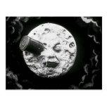 """Freeze Frame - """"Le Voyage Dans La Lune""""  Postcard"""