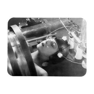 "Freeze Frame - ""Metropolis"" - Maria  Magnet"