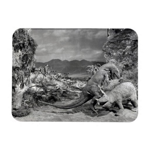 """Freeze Frame - """"The Lost World"""" Magnet"""