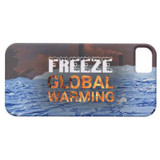 Freeze Global Warming Phone Case