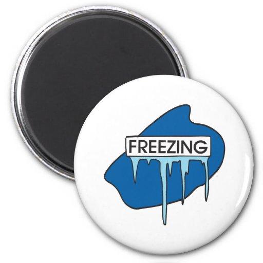 Freezing Magnet