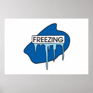 Freezing Print