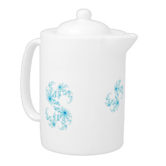 Freezing Tea Pot