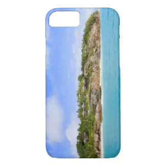 Fregate Island resort (PR) iPhone 8/7 Case