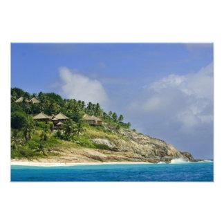 Fregate Island resort PR) Photograph