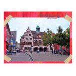 Freiburg im Breisgau Postkarte