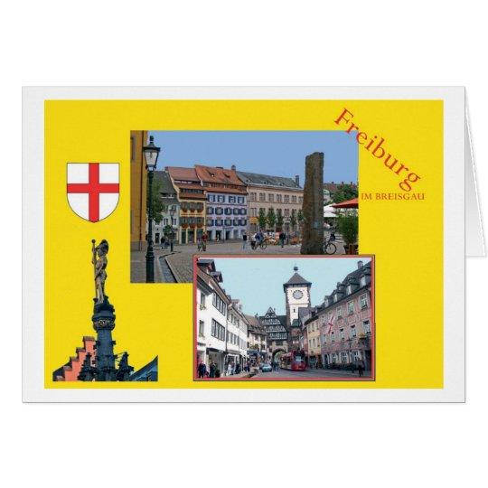 Freiburg in mash gau card