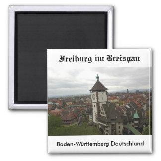 Freiburg Square Magnet
