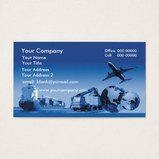 Freight Business Card