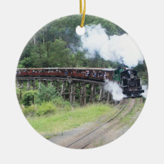 Freight Train Ornament