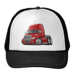 Freightliner Cascadia Red Truck Hat