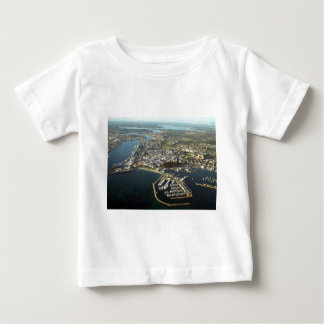 Fremantle Harbour, Western Australia Baby T-Shirt